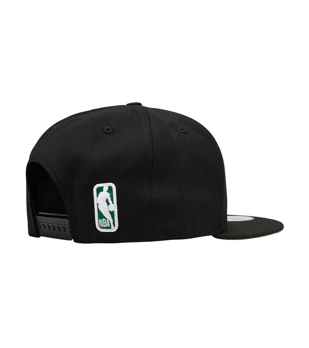 New Era  Boston Celtics 9FIFTY Snapback Hat  Black - 70353217-ERA | Jimmy Jazz