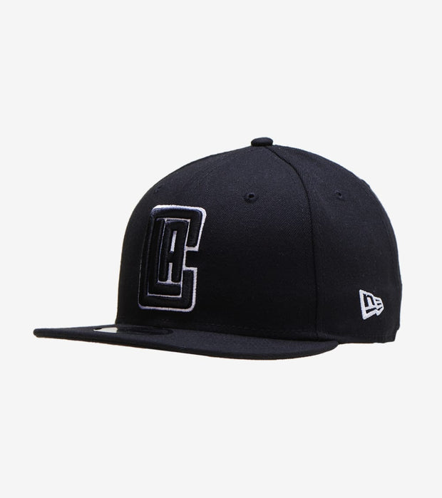 New Era  9fifty Los Angeles Clippers Snapback  Black - 70353694-ERA | Jimmy Jazz