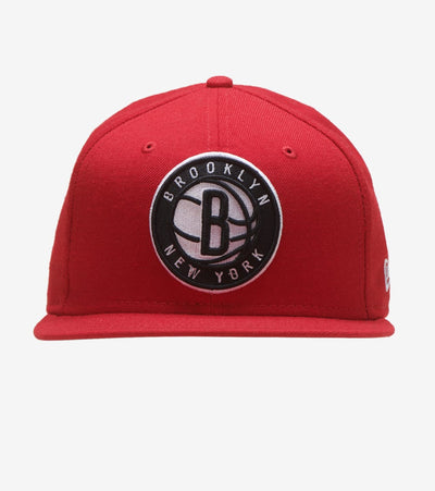New Era  Nets Clubs Snapback  Red - 70468050 | Jimmy Jazz