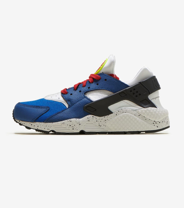 Nike  Air Huarache Run PRM  Navy - 704830-404 | Jimmy Jazz