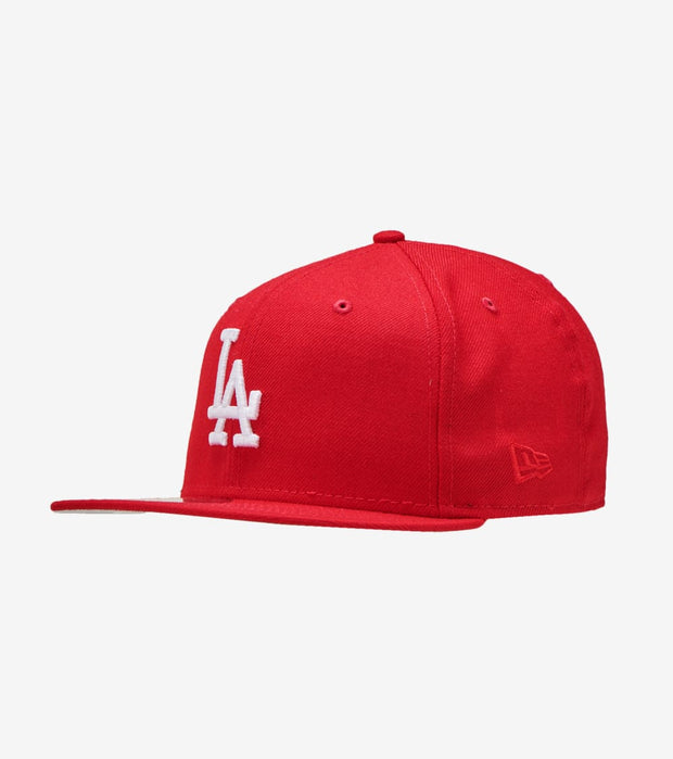New Era  LA Dodgers Snapback Cap  Red - 70562836-ERA | Jimmy Jazz