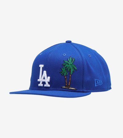 New Era  Dodgers 60th Anniversary Fitted Cap  Blue - 70616744-ERA | Jimmy Jazz