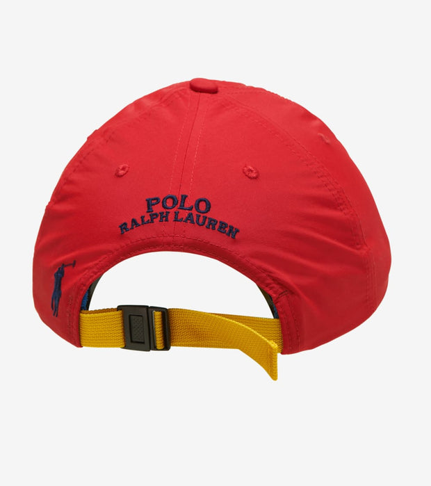 Polo Ralph Lauren  CLS Sport Cap  Red - 710734492002 | Jimmy Jazz