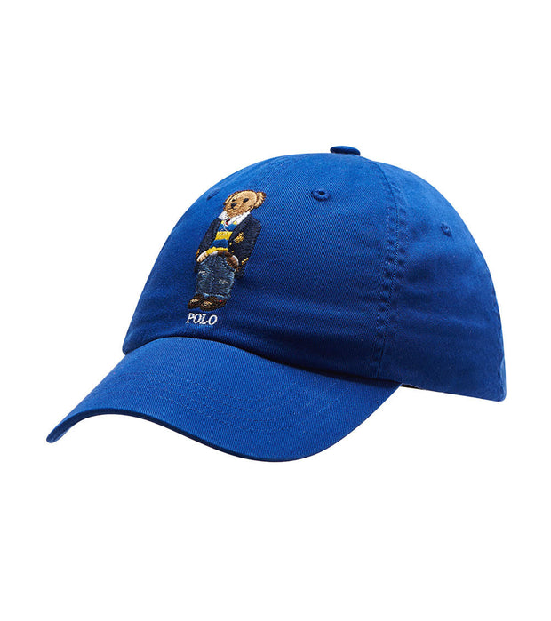 Polo Ralph Lauren  CLS Bear Sport Cap  Blue - 710736264007 | Jimmy Jazz