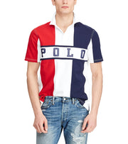 Polo Ralph Lauren  Classic Fit Cotton Rugby Shirt  Multi - 710746483001-FNV | Jimmy Jazz