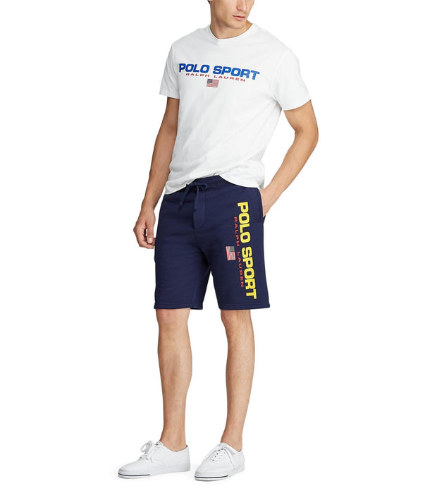 Polo Ralph Lauren  Polo Sport Fleece Short  Navy - 710750457002-CNV | Jimmy Jazz