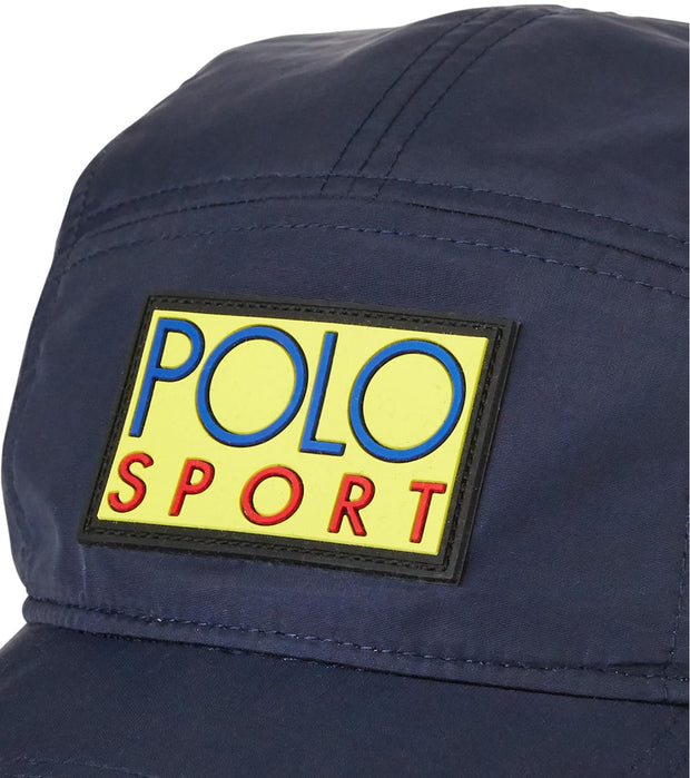 Polo Ralph Lauren  5 Panel Gear Cap  Navy - 710788247001 | Jimmy Jazz