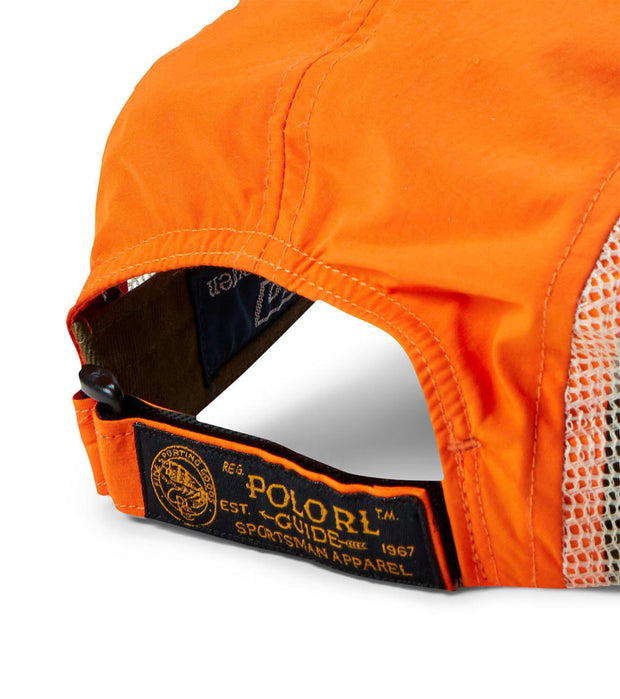 Polo Ralph Lauren  Saranac Fishing Cap  Orange - 710790280001 | Jimmy Jazz