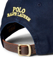 Polo Ralph Lauren  Polo Bear Chino Ball Cap  Navy - 710790285002 | Jimmy Jazz
