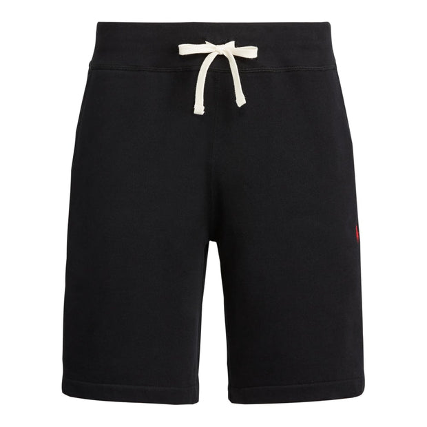 Polo Ralph Lauren  Cotton Mesh Short  Black - 710790292001-PBK | Jimmy Jazz
