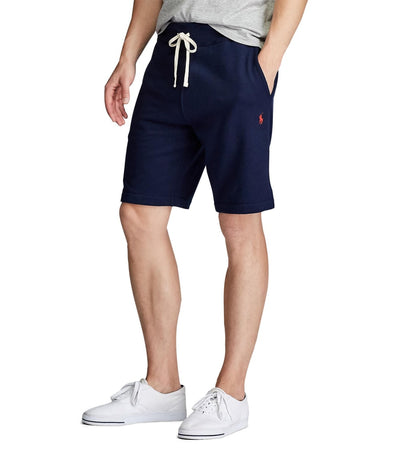 Polo Ralph Lauren  Cotton Mesh Shorts  Navy - 710790292003-CNV | Jimmy Jazz