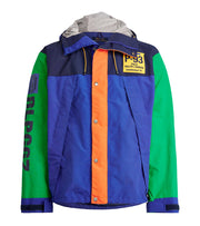 Polo Ralph Lauren  Graphic Water-Repellent Jacket  Multi - 710791436001-RLM | Jimmy Jazz