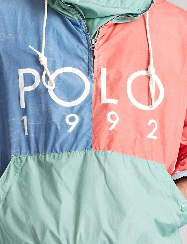Polo Ralph Lauren  Polo 1992 Pullover Jacket  Multi - 710799642001-HGN | Jimmy Jazz