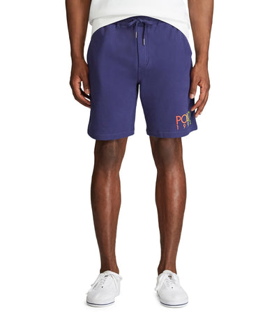 Polo Ralph Lauren  Gradient Polo Fleece Shorts  Navy - 710800161003-BNV | Jimmy Jazz