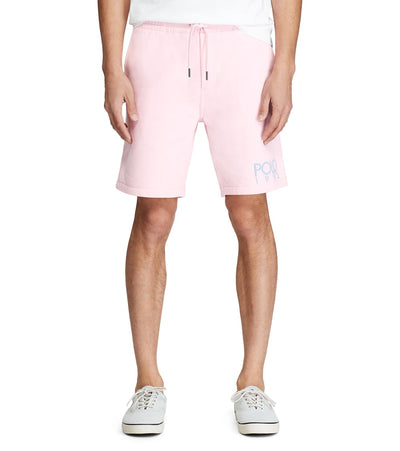 Polo Ralph Lauren  Gradient Polo Fleece Shorts  Pink - 710800161007-BPK | Jimmy Jazz