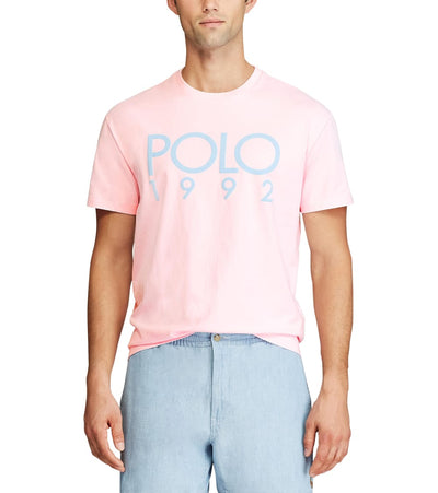 Polo Ralph Lauren  Gradient Polo 1992 Tee  Pink - 710800460004-BPK | Jimmy Jazz