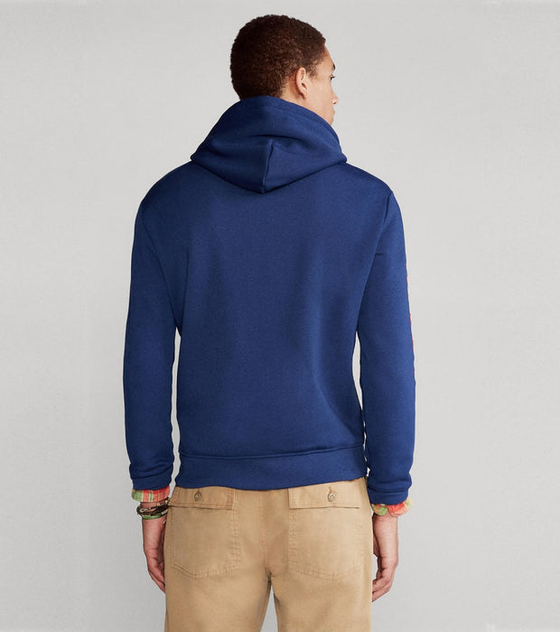 Polo Ralph Lauren  Polo Sport Icon Pullover Hoodie  Blue - 710800486001-FRL | Jimmy Jazz