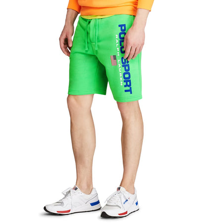 Polo Ralph Lauren  Polo Sport Icon Shorts  Green - 710800487005-NGN | Jimmy Jazz