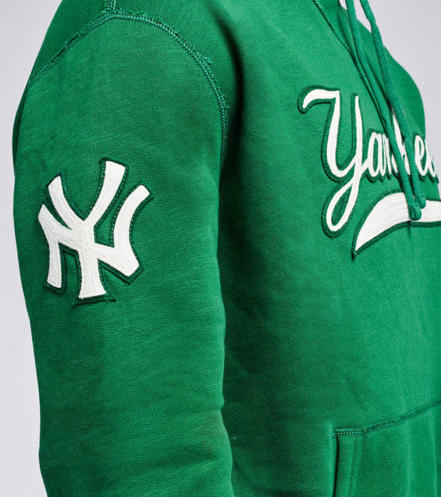 Polo Ralph Lauren  Yankees Hoodie  Green - 710810474001-GRN | Jimmy Jazz