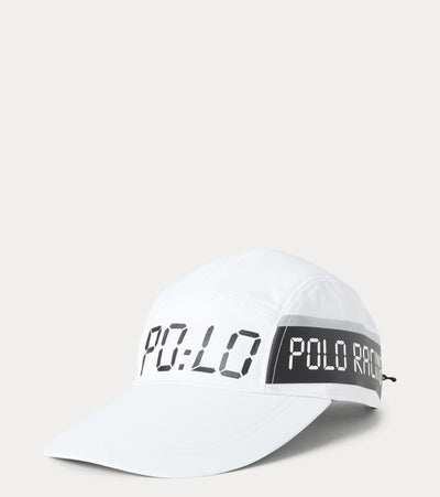 Polo Ralph Lauren  Polo Racing Cap  White - 710823515001 | Jimmy Jazz