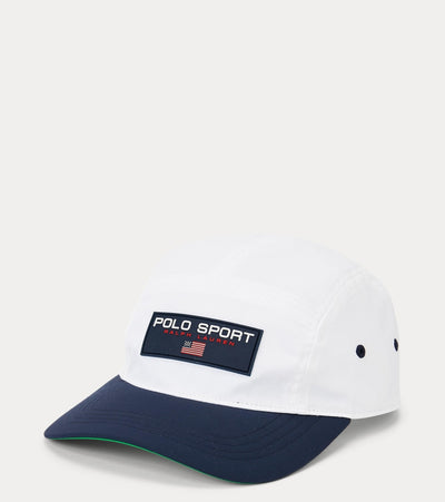 Polo Ralph Lauren  Polo Sport Cap  White - 710833752002 | Jimmy Jazz