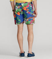 Polo Ralph Lauren  Island Tropical Seascape Shorts  Multi - 710834858001-DTS | Jimmy Jazz