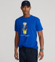 Polo Ralph Lauren  Bears Short Sleeve M1 Tee  Blue - 710835779003-SPR | Jimmy Jazz