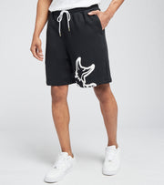 A.K.O.O.  Akoo Snob Shorts  Black - 7112104-BLK | Jimmy Jazz