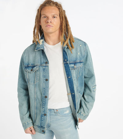 Levis  The Trucker Jacket  Blue - 72334-0475 | Jimmy Jazz