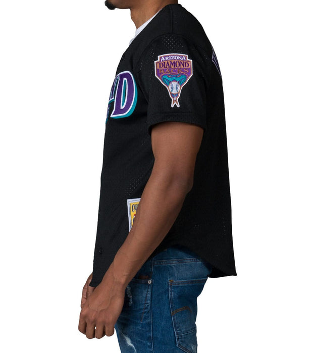 Mitchell And Ness  Matt Williams Arizona Diamondbacks Top  Black - 733943899MATWI-BLK | Jimmy Jazz
