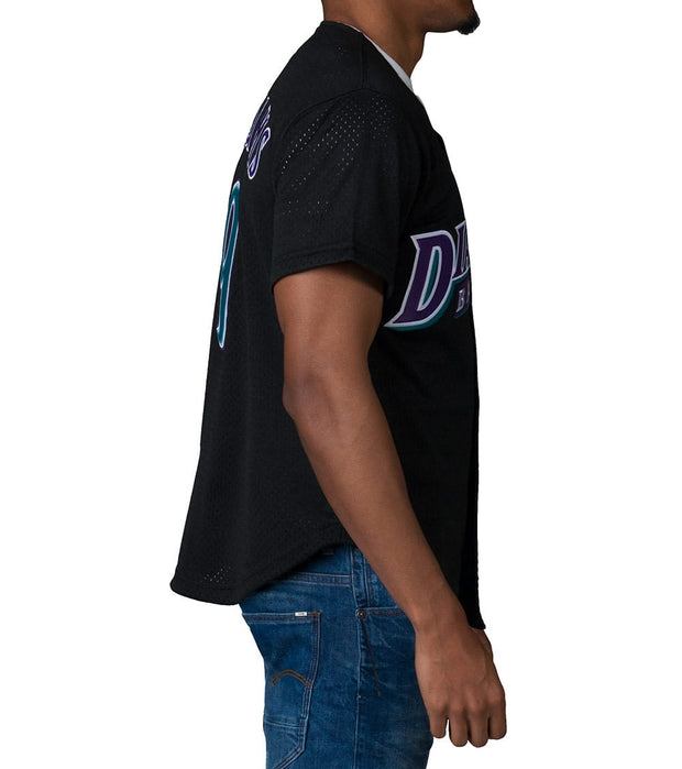 Mitchell And Ness  Matt Williams Arizona Diamondbacks Top  Black - 733943899MATWI-BLK | Aractidf