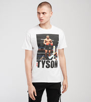 Changes  Tyson Standing Tee  White - 7462-WHT | Jimmy Jazz
