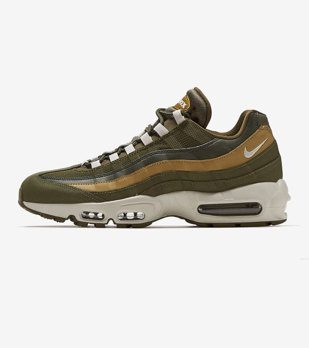 Borradura carro Horror  Nike Air Max 95 Essential Shoes in Green Size 10.5 | Synthetic | Jimmy Jazz  | SportSpyder
