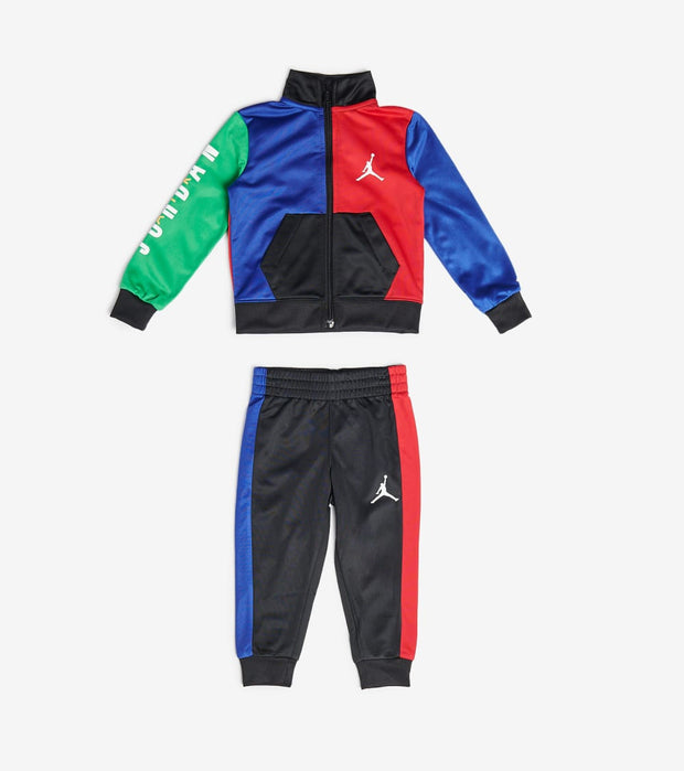 Jordan  Boys Legacy of Sport Tricot Pants Set  Multi - 75A029-023 | Jimmy Jazz