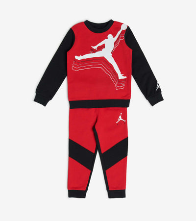 Jordan  Toddler Boys Jordan Arc Crew Set  Red - 75A228-R78 | Jimmy Jazz