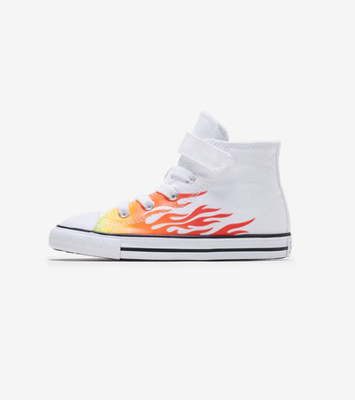 Converse  Archive Flame Chuck HI  White - 766198F | Jimmy Jazz