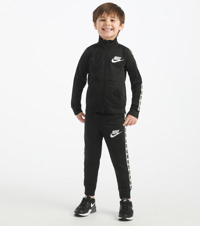 Nike  TD Boys Nike Block Taping Tricot Set  Black - 76D699-023 | Jimmy Jazz