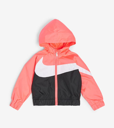 Nike  Boys Oversized Swoosh Windrunner  Pink - 76E884G-A4F | Jimmy Jazz