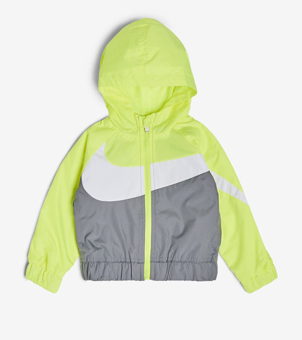 Nike  Boys Oversized Swoosh Windrunner  Yellow - 76E884G-Y4V | Jimmy Jazz