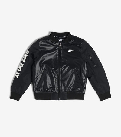 Nike  Boys Nike Light Weight Padded Bomber  Black - 76F253G-K25 | Jimmy Jazz
