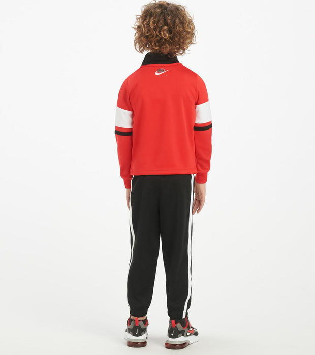 Nike  Toddler Boys Air Half Zip Jogger Set  Black - 76G069-R1N | Jimmy Jazz