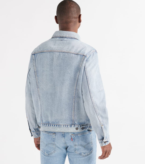 Levis  The Virgil Tucker Denim Jacket  Blue - 77380-0005 | Jimmy Jazz