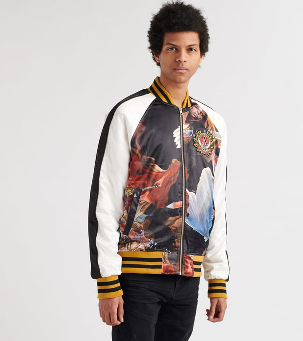 A.K.O.O.  Moonshot Jacket  Multi - 7817401-WHT | Jimmy Jazz