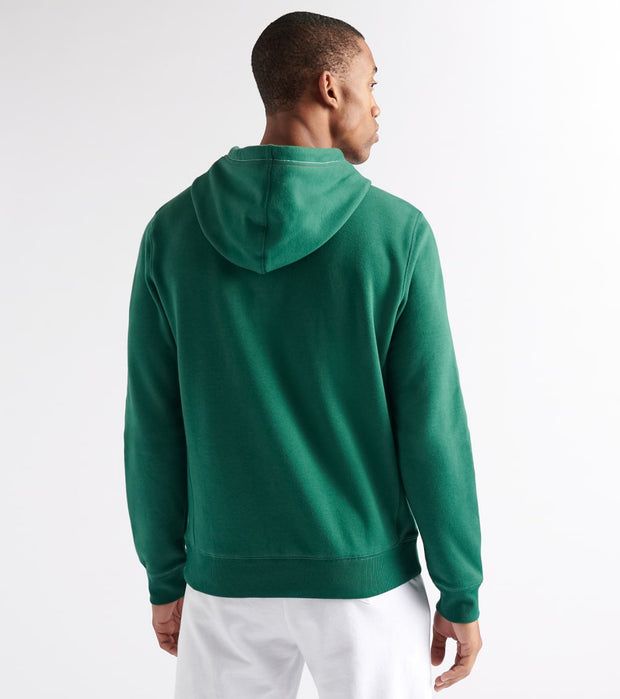 Tommy Hilfiger  Brooks Pullover Hoodie  Green - 78C9176-316 | Jimmy Jazz