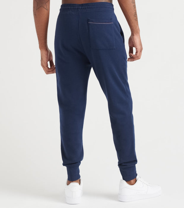 Tommy Hilfiger  Blake Graphic Joggers  Navy - 78E1668-002 | Jimmy Jazz