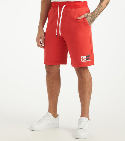 Tommy Hilfiger  Zayne Shorts  Red - 78E7060-617 | Jimmy Jazz