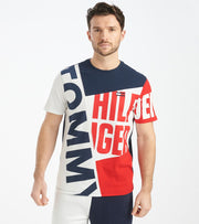 Tommy Hilfiger  Digby Tee  Black - 78E7219-002 | Jimmy Jazz