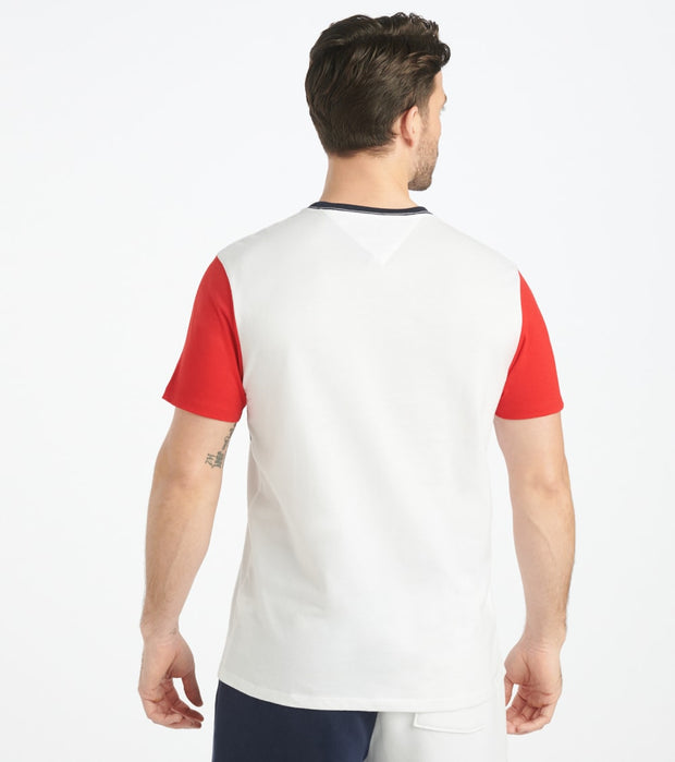 Tommy Hilfiger  Road Tee  Multi - 78E7220-112 | Jimmy Jazz
