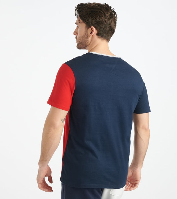 Tommy Hilfiger  Howard Tee  Red - 78E7222-002 | Jimmy Jazz