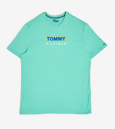 Tommy Hilfiger  Milford Tee  Blue - 78E8168-441 | Jimmy Jazz